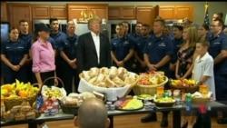 На День Подяки Трамп подякував американським солдатам. Відео