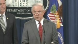 Sessions: Leaks Are 'Undermining The Ability of Our Government to Protect This Country'
