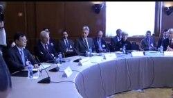 2013-10-16 美國之音視頻新聞: 伊朗核談判進入第二日
