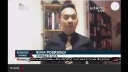 Laporan VOA untuk Kompas TV: Hari Pertama Sidang Pemakzulan Trump