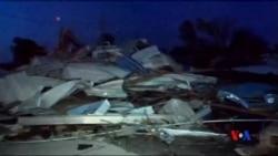 2014-04-28 美國之音視頻新聞: 美國中部南部遭龍捲風侵襲16人喪生