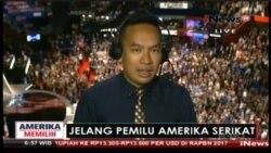 Laporan Langsung VOA untuk iNews: Unjuk Rasa Warnai Konvensi Partai Republik