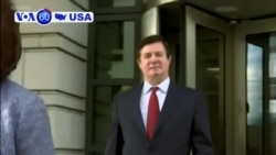 VOA60 America - Mueller's Office: Former Trump Aide Manafort Broke Plea Deal