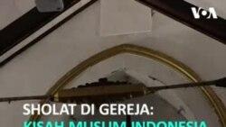 Sholat di Gereja: Sejarah Muslim Indonesia di Philadelphia