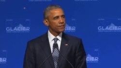 سفر باراک اوباما به آلاسکا