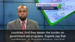 Diaspora Finance Powers Global Development