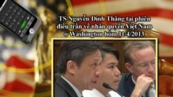 VN phản đối Báo cáo Nhân quyền của Mỹ