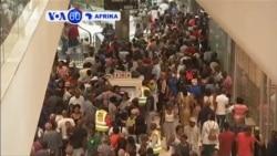 VOA60 Afrika: Serikali ya Uingereza inaonya uwezekano wa kutokea mashambulizi ya kigaidi Afrika Kusini