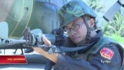 Đài Loan bác tin đưa thêm đạn dược ra Trường Sa