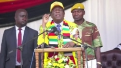 Zimbabwe President Appeals for Youth Vote as He Promises Better Environment to Improve Their Lives