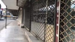 Baneh Stores Stay Shut During Strike