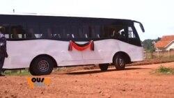 Le premier bus solaire Ougandais