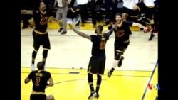 2016-06-20 美國之音視頻新聞: 克利夫蘭騎士隊榮獲NBA總冠軍