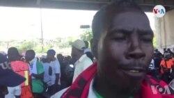 Ayiti: Manm Mouvman Sitwayen Revòlte Reklame Demisyon Prezidan Jovenel Moïse