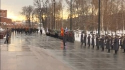 Zimbabwe President Treated to Grand Parade in Russia