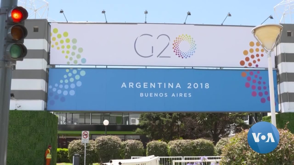 Climate Change an Urgent Concern for G-20 Host Argentina