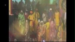 Tín đồ Hindu tưng bừng đón lễ hội Holi