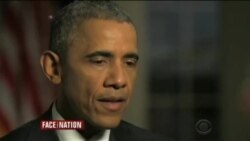 اوباما: ایران در طول مذاکرات، برنامه اتمی خود را جلو نبرده است