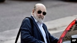 کلادیو بونادیو رئیس دادگاه فدرال کیفری و تادیبی شماره ۱۱ آرژانتین - آرشیو