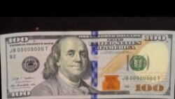 Tờ đô la Mỹ được in từ hơn 150 năm trước