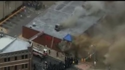 SAD: Vanredno stanje i policijski sat u Baltimoru