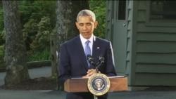 اوباما: همکاری دفاعی با کشورهای خلیج فارس برای به «حاشیه راندن» ایران نیست