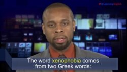 News Words: Xenophobia