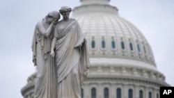 ABD'nin Başkenti Washington'daki 'Barış Anıtı'