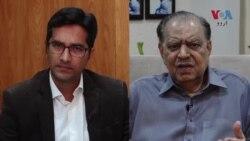 سابق صدر ممنون حسین کا وائس آف امریکہ کو انٹرویو