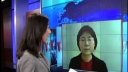 VOA连线:经济代表团访日 能否为中日关系破冰?