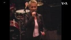 'มารี เฟรดริคส์ซัน ' นักร้องดังแห่งวง Roxette เสียชีวิต