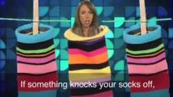 English in a Minute: Knock Your Socks Off
