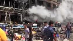 巴格達發生自殺爆炸 至少15人喪生