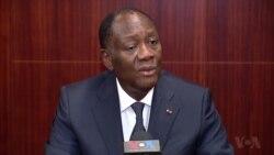 Alassane Ouattara : les près de 525 millions de dollars du MCC destinés en priorité à l'éducation et aux transports
