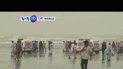 VOA國際60秒(粵語): 2014年7月31日