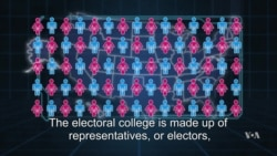 Electoral College Plays Key Role in US Vote