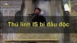 Thủ lĩnh IS bị đầu độc