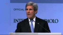 جان کری: حل و فصل مساله هسته ای ایران الگویی است که می تواند در خاور میانه نیز انجام شود