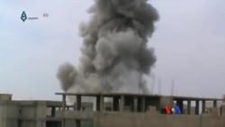 敘利亞武裝力量攻擊大馬士革郊區反政府據點