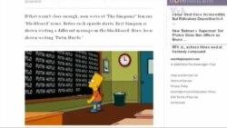 """Епізод """"Сімпсонів"""" про Путіна назвали підробкою - ЗМІ"""