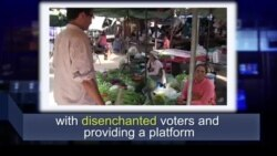 Học từ vựng qua bản tin ngắn: Disenchanted (VOA)