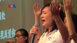 InChina, Christianity Growing Fast (VOA On Assignment Sept. 12, 2014)
