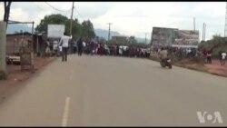 Les anglophones du Cameroun veulent leur indépendance (vidéo)