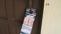 Elecciones voto latino