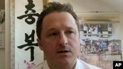 Ông Michael Spavor vào năm 2017.