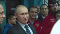 Tổng thống Putin hối thúc điều tra cáo buộc doping