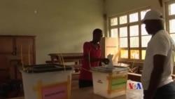 布隆迪星期一舉行議會選舉