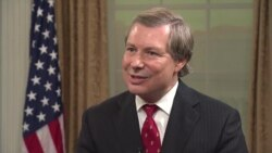 Full Interview with Minsk Group Co-Chair James Warlick