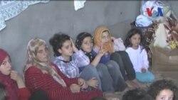 Suriyeli Mülteciler Lübnan'da Zor Durumda