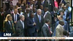 Conférence sur la lutte contre le terrorisme au Kenya